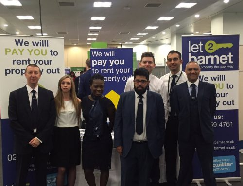 Let2Barnet at the Landlord Investment Show – June 2016