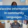 COVID-19 vaccine communication in 14 languages