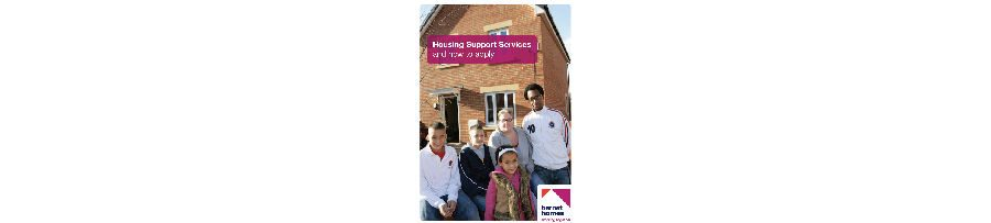 Housing Support Services